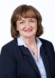 Angela Egan - Marie Keating Foundation- Meet the Team