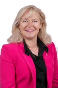 Linda Keating, Director of Fundraising, Marie Keating Foundation