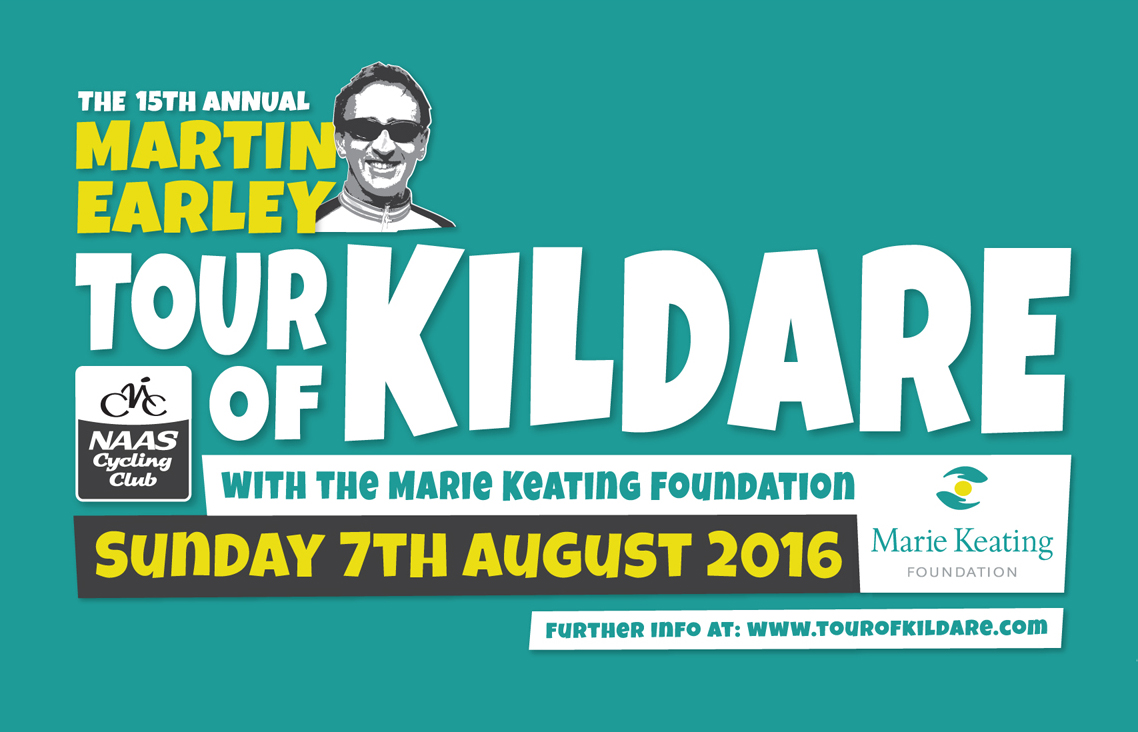 Martin Earley Tour of Kildare