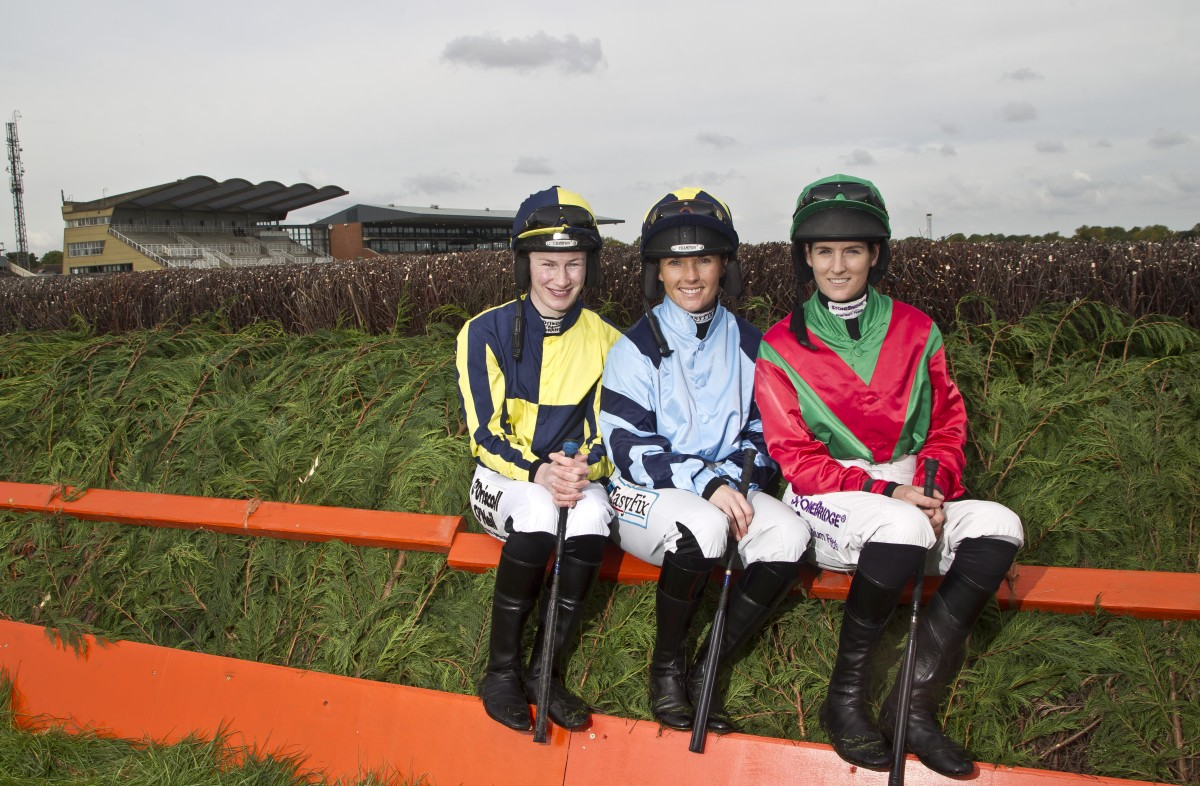 The Today FM Ladies Steeplechase Day at Fairyhouse