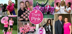 Think Pink for the Marie Keating Foundation