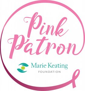 Marie Keating Foundation Pink Patron