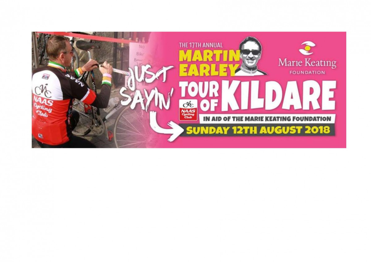 Martin Earley Tour of Kildare 2018