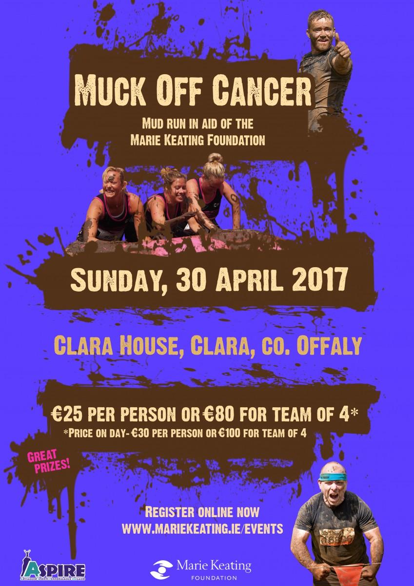Muck Off Cancer- Mud Run