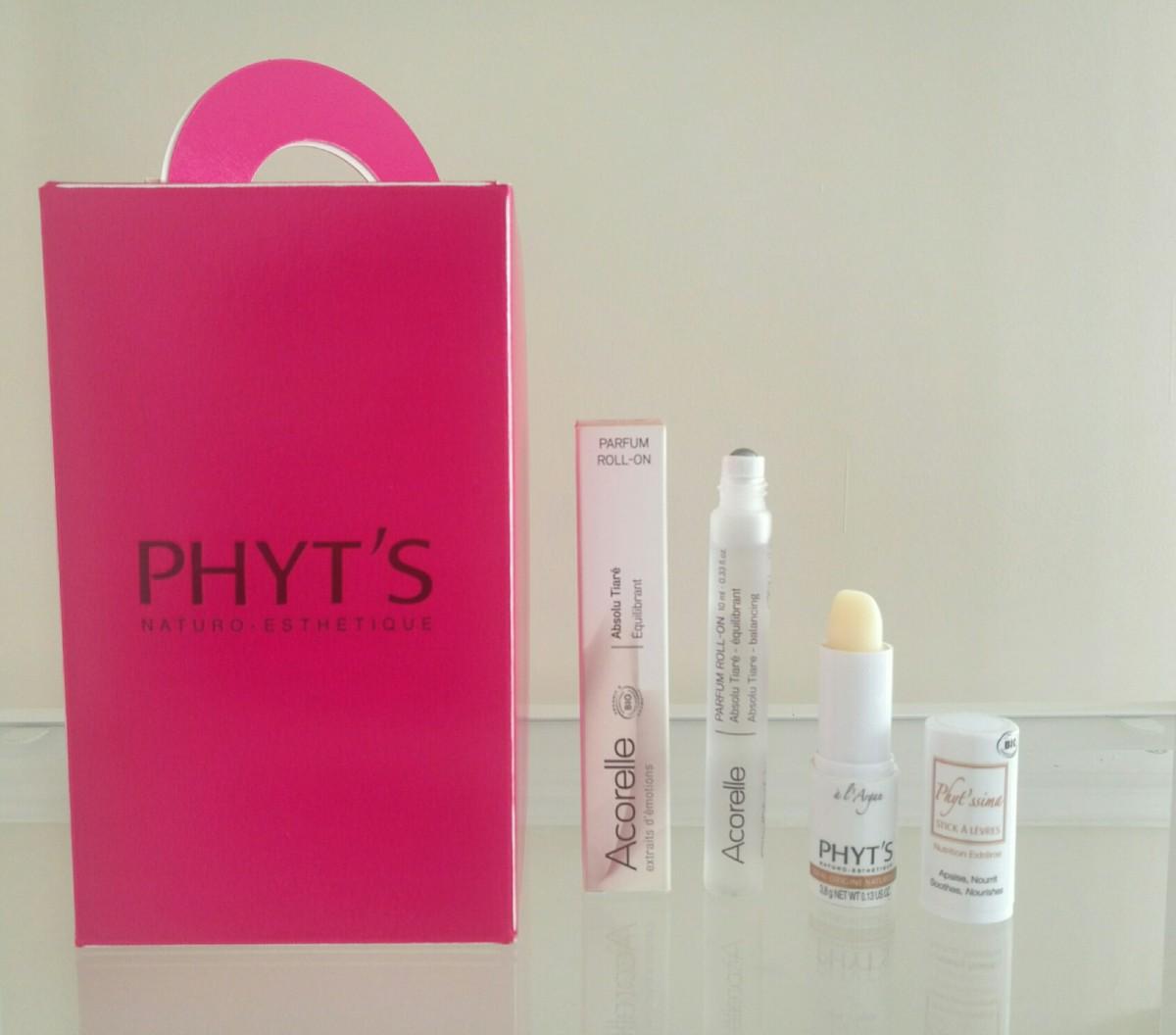 Acorelle Perfume   Phyt s Hydrating Lip Balm Gift Set - Marie ... 038f069f989