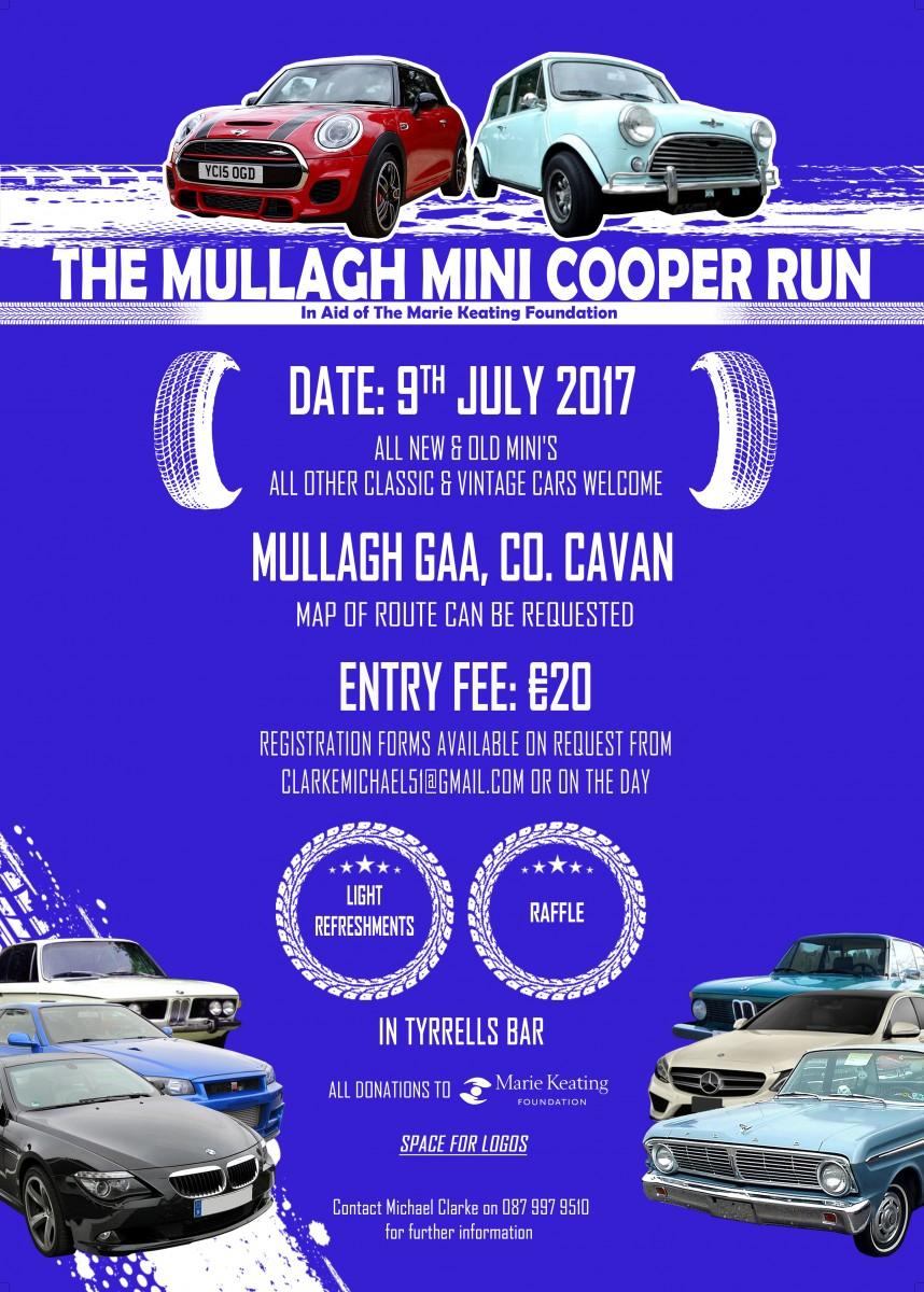Mullagh Mini Cooper Run