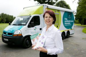 Marie Keating Foundation Mobile Information Units