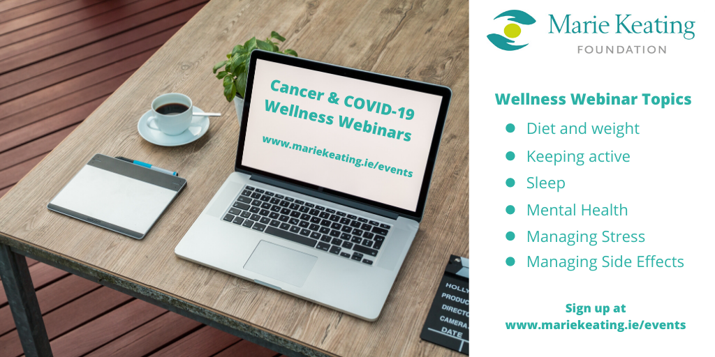 Cancer and COVID-19 Wellness Webinar - Week Four
