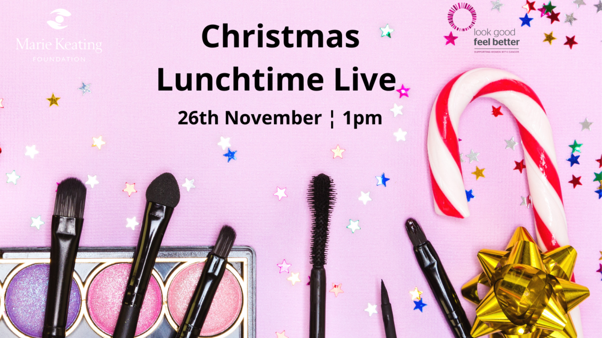 Festive Lunchtime Live with Mary Drummond and Emma Fitzpatrick